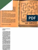 Pedro Demo. Introdução à metodologia da ciência