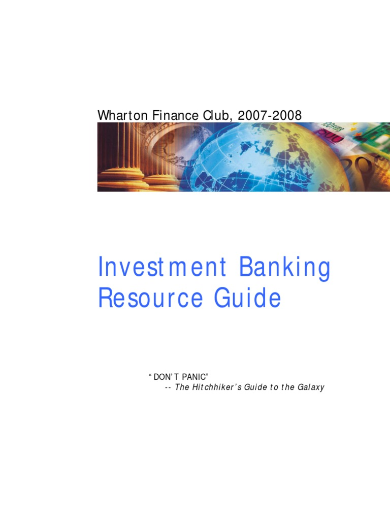 investment banking cover letter wharton