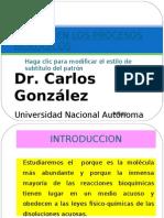 03. EL AGUA EN LOS PROCESOS BIOLÓGICOS