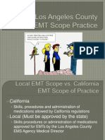 EMT LA County Scope 2011