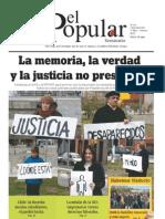 El Popular N° 154  - 2/9/2011 Completo