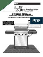 Brinkmann Grill Manual
