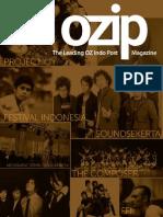 OZIP Magazine   September 2011