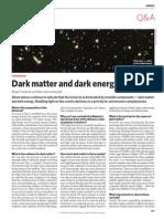 Dark Matter Q&A