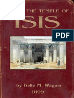 Within the Temple of Isis - Wagner, Belle M