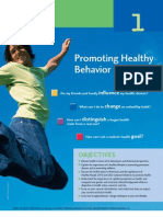 Chapter 1 in Health the Basics Promoting Healthy Behavior Change