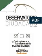 Presentación Encuestas Ciudadanas - OCL 2011