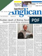 The Gippsland Anglican, September 2011