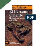 Historia Universal Asimov - El Cercano Oriente