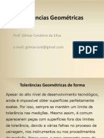 Tolerâncias Geométricas