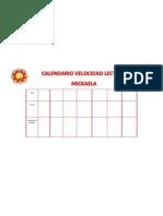 calendario mickaela