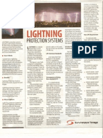 Lightning Protection advertorial by Energy Commission (Suruhanjaya Tenaga)