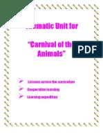Textos Carnaval de Los Animales Ogden Nash