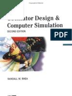 Noble - Oscillator Design and Computer Simulation