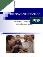 BIENAVENTURANZAS DE SANTO TOMAS MORO
