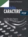 Extracto de Veintidos Caracteres_LHParker