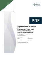 Certificados 2048bits v4.0