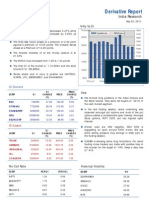 Derivatives Report 2nd September