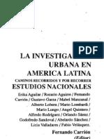 Carrion_Investigación_Urbana
