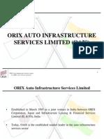 ORIX Presentation