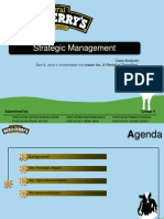 Case Analysis Strategic Management Ben & Jerry's [download to view full presentation]