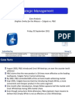 Case Analysis Strategic Management Brighter Smiles for the Masses – Colgate vs. P&G [download to view full presentation]