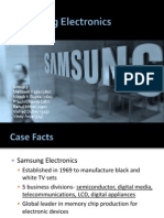 Case Analysis Strategic Management Samsung  [download to view full presentation]