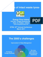 J Wade - EFI - ETRA -Tyre Pyrolysis - March 2011
