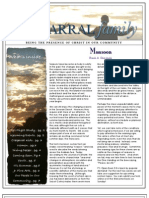 Newsletter for July 2011
