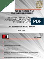 Desarrollo de La Evaluacion Petrofisica en Mexico y Su Futuro_presentacion
