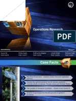 Case Analysis Operations Research Red Brand Canners [Download to View Full Presentation]