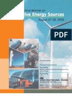 Alternate Energy eBook