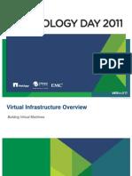 Creating Virtual Infrastructure Machines