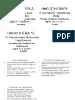 3 medj studij Hagioterapije