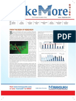 Monthly Magzine- September 2011-Mansukh Investment and Trading Solutions..