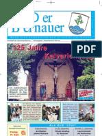 Der Bernauer - September 2011