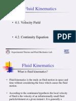FluidKinematics