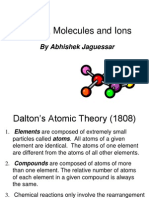 Atoms Molecules and Ions by Abhishek Jaguessar