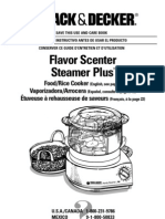 Steamer Plus