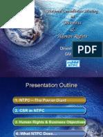 NTPC - CSR