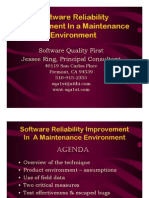09-Software Reliability Improvement