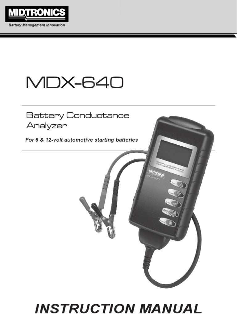 mdx user manual