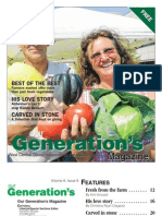 Our Generation's Magazine - September