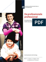 Zuurmond de Jong (2010) De Professionele Professional