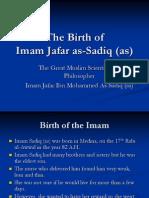 The Birth of Imam Jafar as-Sadiq