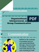 commun ication