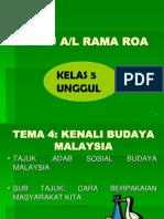 Adab Sosial Budaya Malaysia
