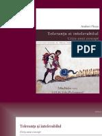 Andrei Plesu - Toleranta Si Intolerabilul