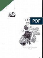 125 - Vespa 1946 - Manuel d' Atelier ( FRENCH )
