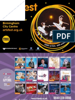 ArtsFest Final Brochure